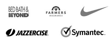 Sign up logos
