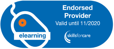 Skills for Care Endorsed provider for E-Learning