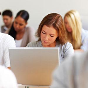 Online classroom blended uk